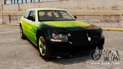 Dodge Magnum West Coast Customs for GTA 4