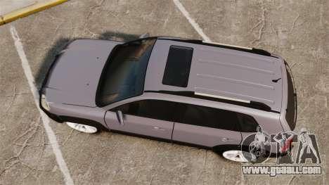Hyundai Tucson for GTA 4 right view