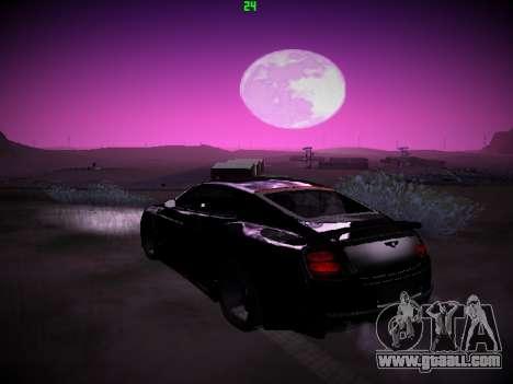 ENBSeries By DjBeast V2 for GTA San Andreas seventh screenshot