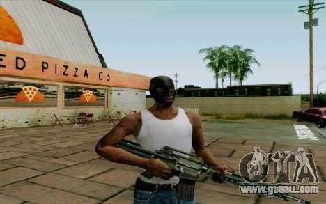 Burglary system v2.0 for GTA San Andreas third screenshot