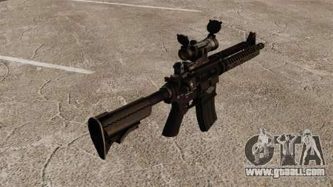 Automatic carbine M4 VLTOR v2 for GTA 4 second screenshot
