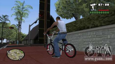 ENB for PC from OlliTviks for GTA San Andreas