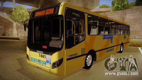 Busscar Urbanuss Ecoss MB OF 1722 M BHBUS for GTA San Andreas