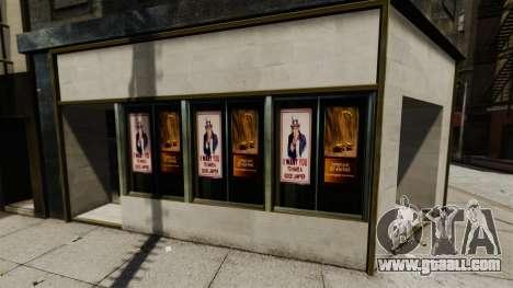 Shops of Chinatown for GTA 4 ninth screenshot
