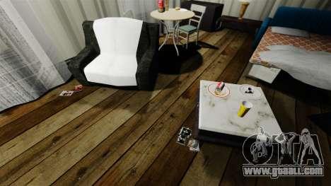 Stylish apartment Bokhan for GTA 4 third screenshot