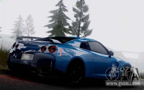 Sompelling ENBSeries v2.0 for GTA San Andreas forth screenshot