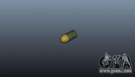EX 41 grenade launcher for GTA 4 forth screenshot