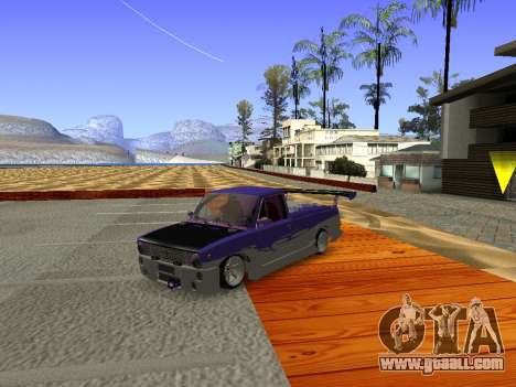 Vaz 2102 Fun DRFT for GTA San Andreas left view