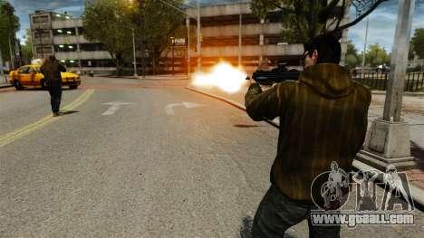 Everyone hates Nico for GTA 4 second screenshot
