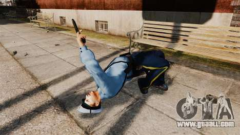 Cramps for GTA 4