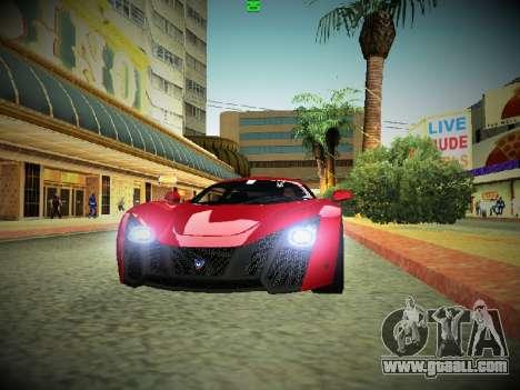 ENBSeries By DjBeast V2 for GTA San Andreas forth screenshot