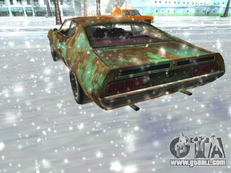 Ford Torino Rusty for GTA San Andreas right view