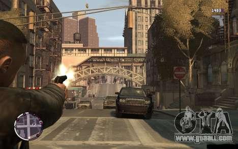 Makarov Pistol for GTA 4 third screenshot