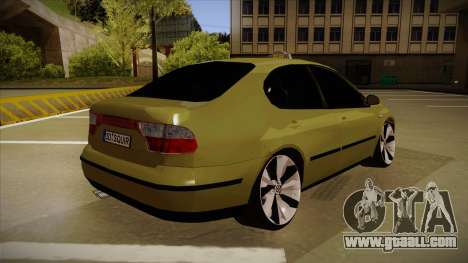 Seat Toledo German Style for GTA San Andreas right view