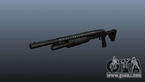 M590A1 shotgun pump-action for GTA 4