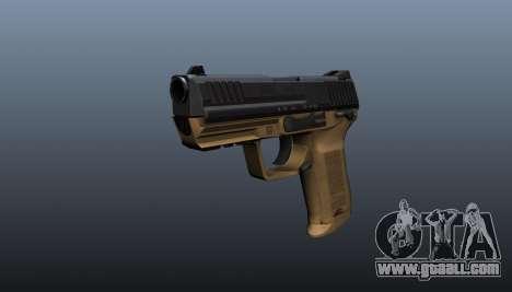 Gun HK45C v3 for GTA 4
