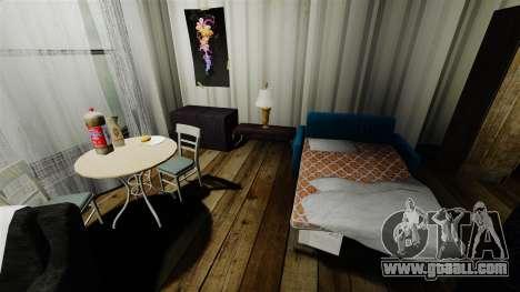Stylish apartment Bokhan for GTA 4