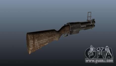 EX 41 grenade launcher for GTA 4 second screenshot