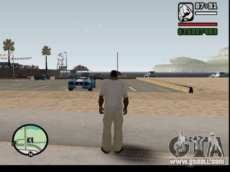 The Hijacking Of Cars for GTA San Andreas