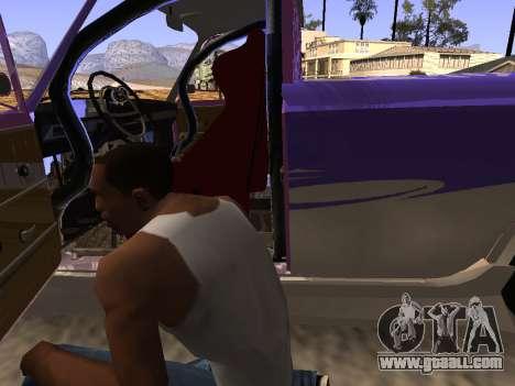 Vaz 2102 Fun DRFT for GTA San Andreas side view