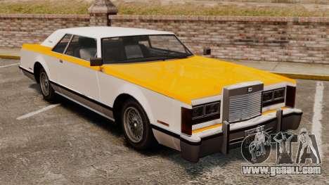 Updated The Virgo for GTA 4