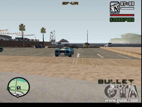 The Hijacking Of Cars for GTA San Andreas second screenshot