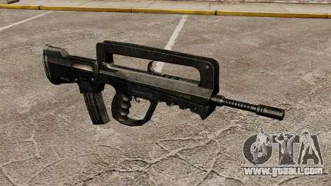 Assault Rifle FAMAS for GTA 4