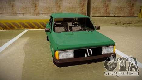 Fiat 128 Super Europa for GTA San Andreas left view