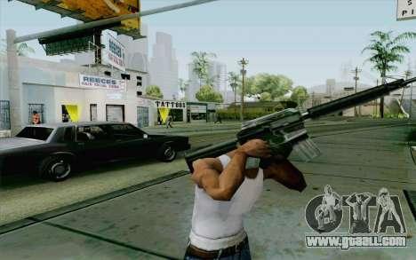 Burglary system v2.0 for GTA San Andreas second screenshot