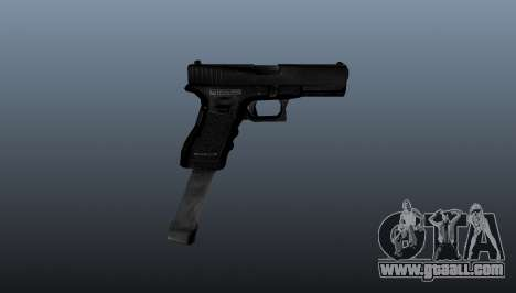 Glock 18 Akimbo MW2 v1 for GTA 4 third screenshot