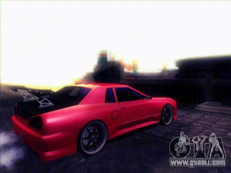 Elegy Drift Concept for GTA San Andreas right view