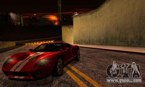 ENBSeries By Avatar for GTA San Andreas third screenshot