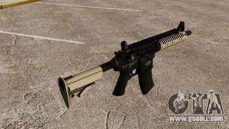 Automatic carbine M4 VLTOR v3 for GTA 4 second screenshot