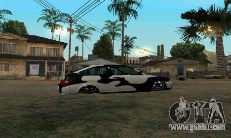 LADA 112 for GTA San Andreas left view