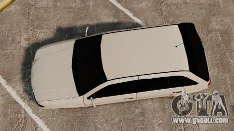 Volkswagen Gol G4 BBS for GTA 4 right view