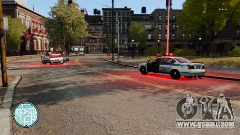 Without police dashes for GTA 4 second screenshot