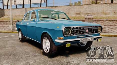 Gaz-2410 Volga v3 for GTA 4