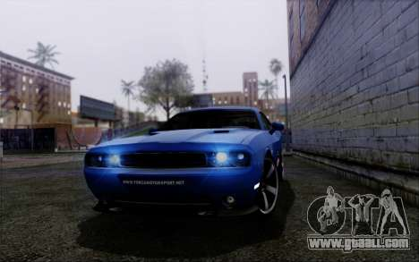 SA Illusion-S v5.0 - Final Edition for GTA San Andreas fifth screenshot