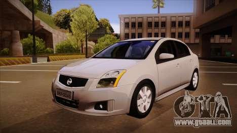 Nissan Sentra S 2008 for GTA San Andreas