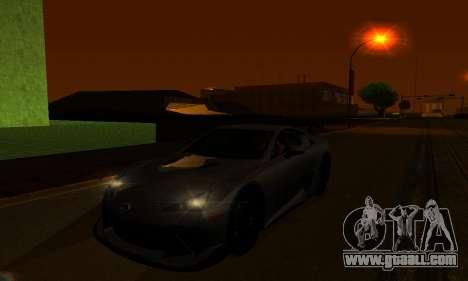 ENBSeries By Avatar for GTA San Andreas sixth screenshot