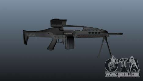 Easy Autorun XM8 LMG for GTA 4 third screenshot