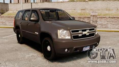 Chevrolet Tahoe Slicktop [ELS] v2 for GTA 4