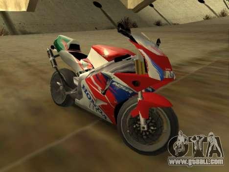 Honda NSR250R for GTA San Andreas