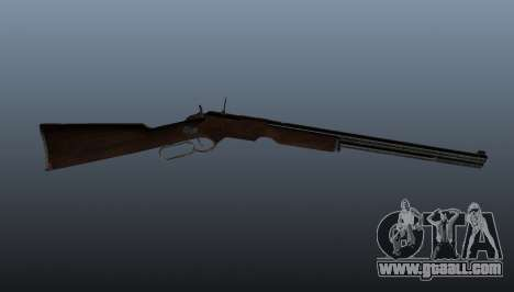 Lever rifle Henry for GTA 4 third screenshot
