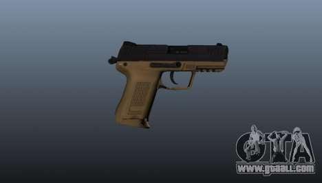 Gun HK45C v3 for GTA 4 third screenshot