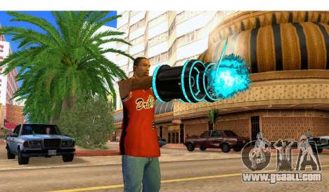 Blaster for GTA San Andreas