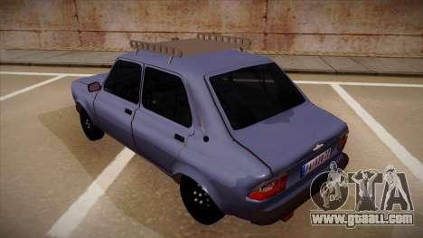 Zastava Skala 55 for GTA San Andreas back view