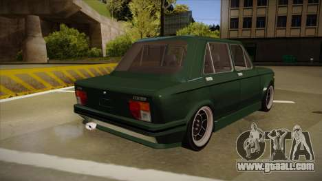 Fiat 128 Europe V Tuned for GTA San Andreas right view