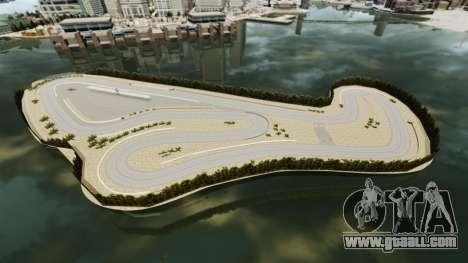 Location Sportland Yamanashi for GTA 4