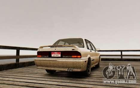 Mitsubishi Galant V2 for GTA 4 left view
